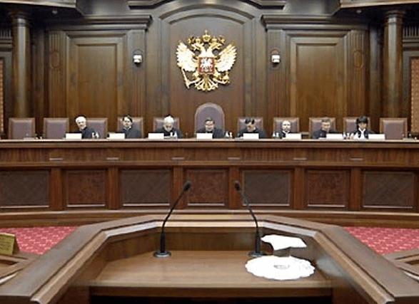 Для юридических лиц - арбитражный суд