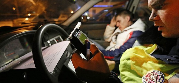 что будет, если поймали пьяным за рулем