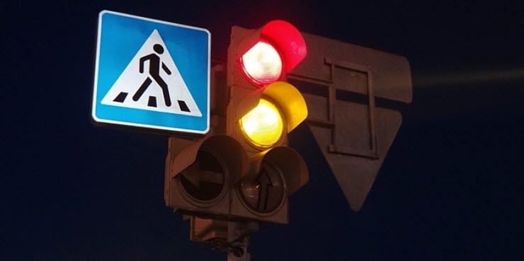 проезд на красный свет штраф 2017 камера