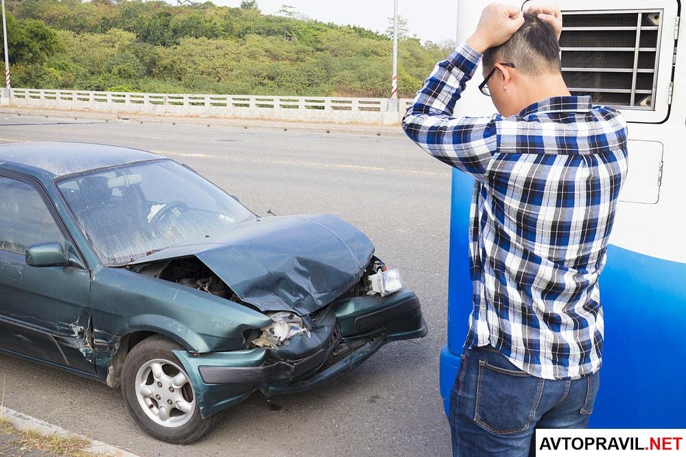 Что делать, если виновник ДТП скрылся с места аварии и как его найти
