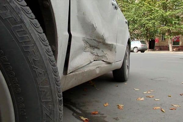 Обстоятельства аварии и реальные повреждения не взаимосвязаны