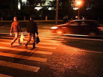 отсутствие вреда пешеходам