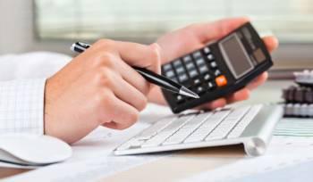 расчеты с калькулятором и клавиатурой